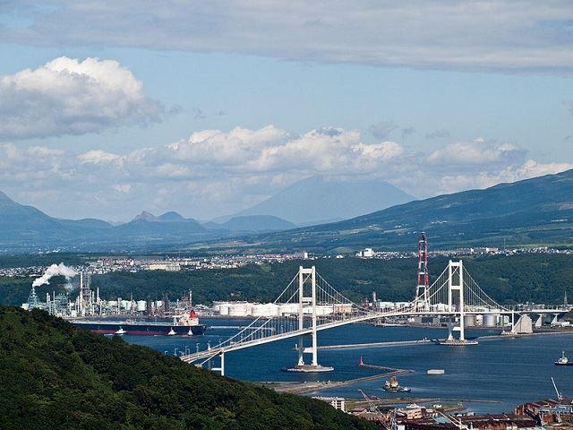 北海道 白鳥橋