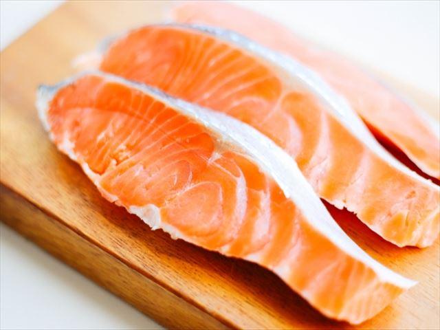 北海道 鮭の切り身