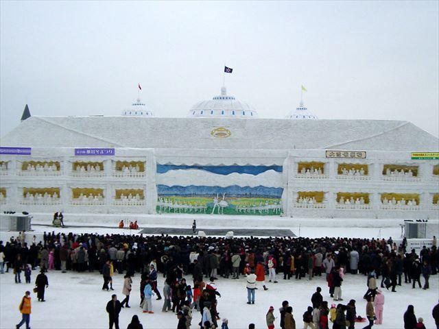 北海道 旭川冬まつり