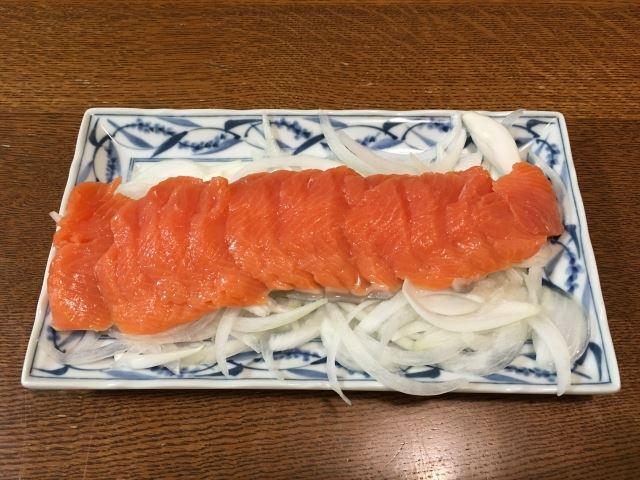 北海道 鮭 ルイベ