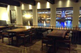 釧路倶楽部|釧路リバーサイドの景観が楽しめるカフェレストラン