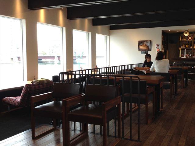 釧路倶楽部 店内 カフェ2
