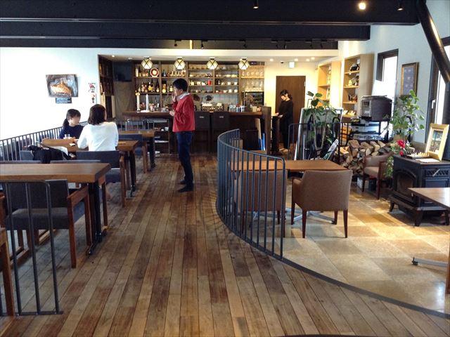 釧路倶楽部 店内 カフェ4