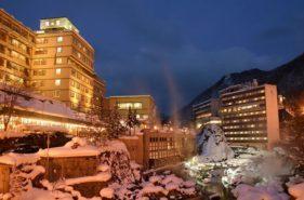 札幌郊外の温泉街♪定山渓温泉の特徴とおすすめホテル5選