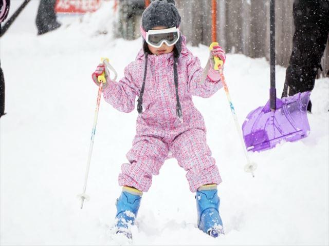 マウントレースイスキー場 スキースクール