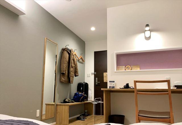 知床サライ 客室