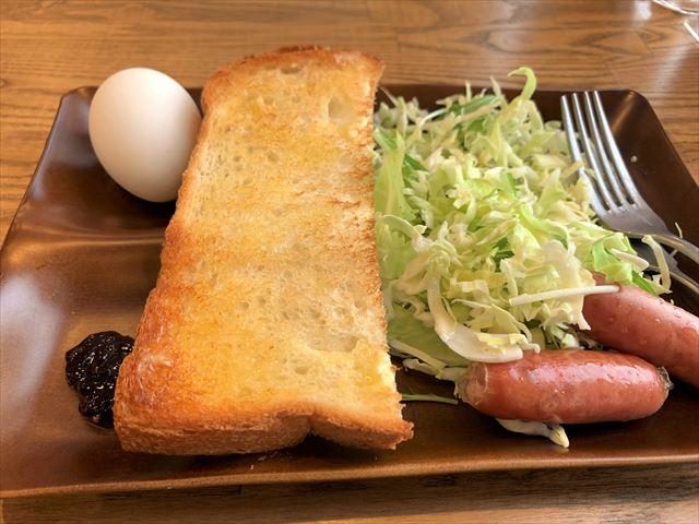 知床サライ 朝食