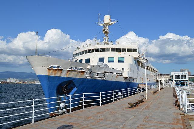 北海道 船 摩周丸