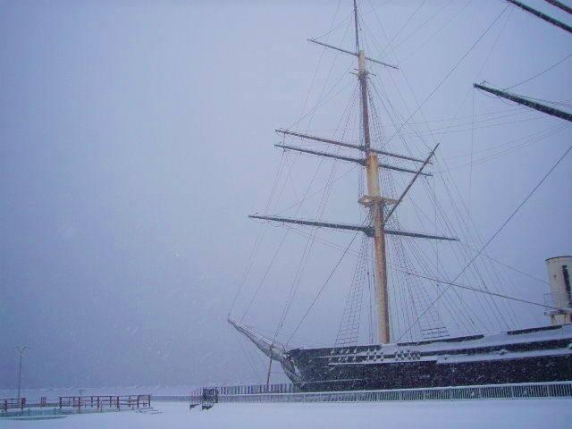 北海道 船 開陽丸