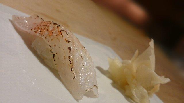 北海道 海鮮 きんきのお寿司