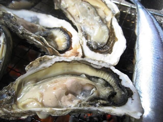 北海道 海鮮 牡蠣