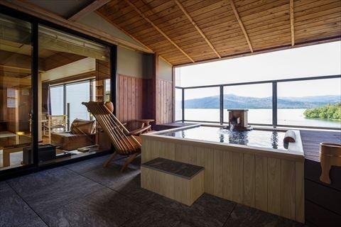 阿寒湖 ホテル 鄙の座 客室