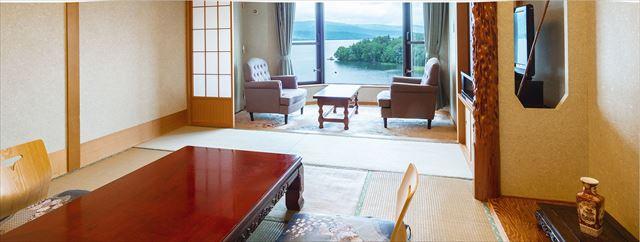 ホテルニュー阿寒客室