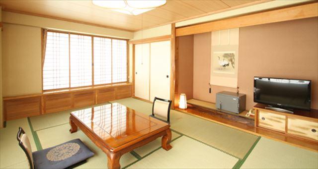 ホテル阿寒湖荘 客室