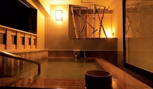 ホテル阿寒湖荘 貸切露天風呂