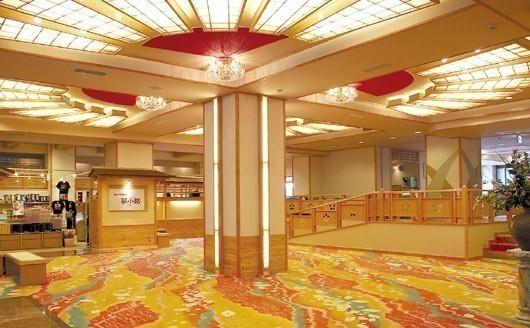 ホテル阿寒湖荘 ロビー