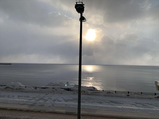 知床 冬 2泊3日