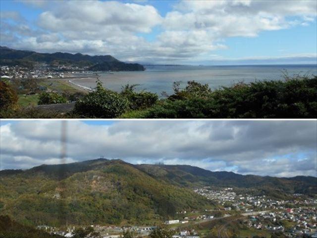 豊浦町 噴火湾 おすすめ トレッキング