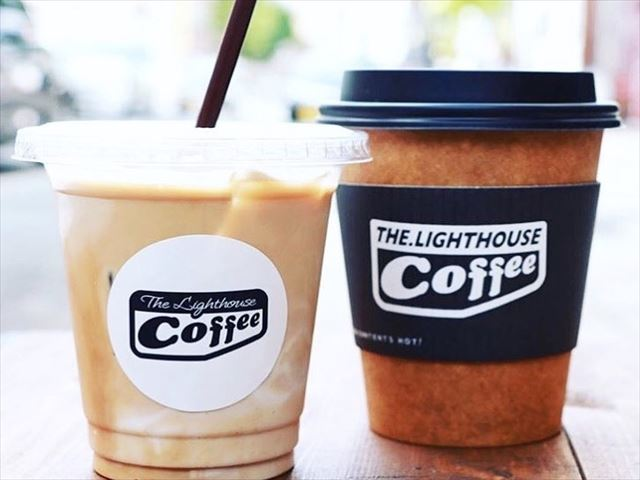 札幌 インスタ映え カフェ The.LIGHTHOUSE COFFEE&BEER ドリンクメニュー