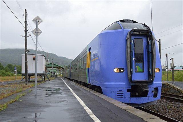 JR北海道 特急列車 稚内方面 サロベツ