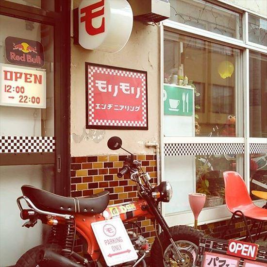 札幌 シメパフェ モリモリエンヂニアリング 外観