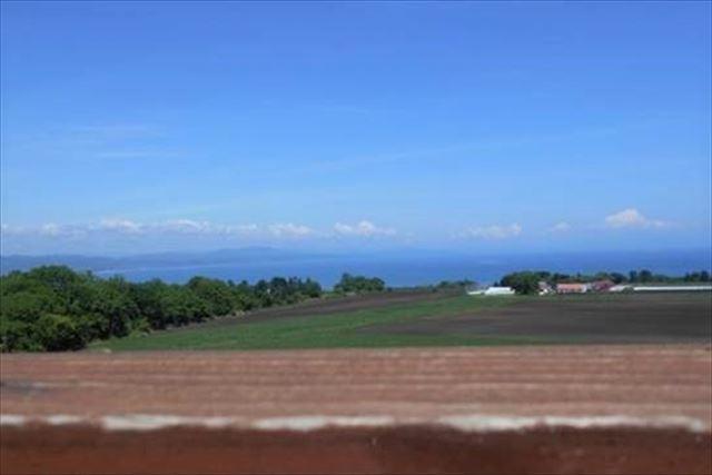 オートリゾート八雲 ハーベスター八雲 見える景色