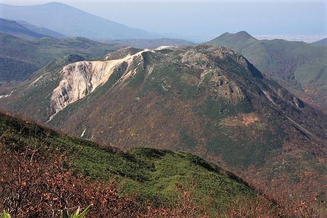 北海道 登山 初級 イワオヌプリ