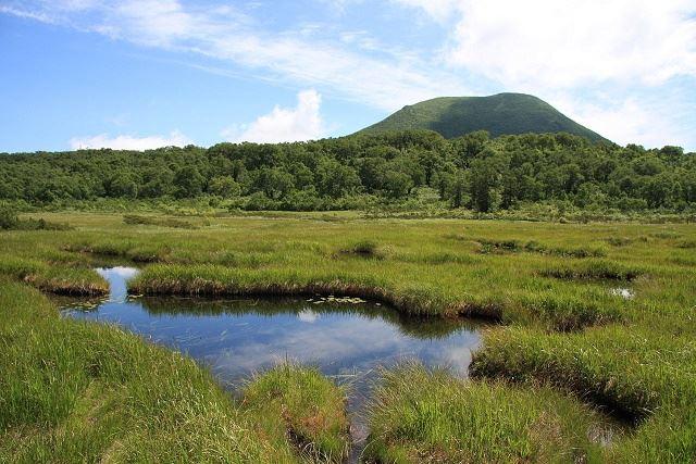 北海道 登山 初級 チセヌプリ 神仙沼湿原
