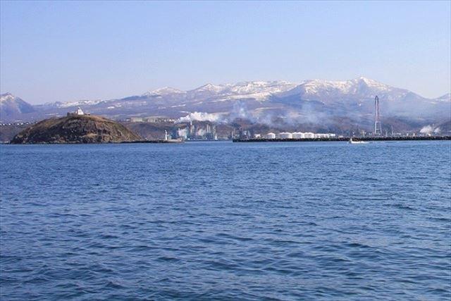 北海道 登山 初級 鷲別岳 噴火湾