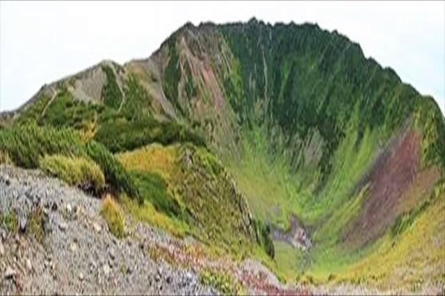 北海道 登山 中上級 羊蹄山