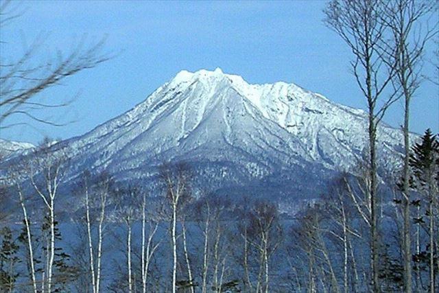 北海道 登山 中上級 恵庭岳