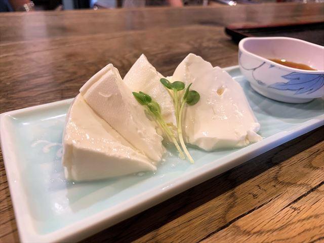 富良野 くまげら チーズ豆腐