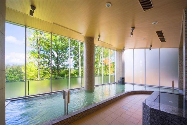 新富良野プリンスホテル 富良野温泉 紫彩の湯