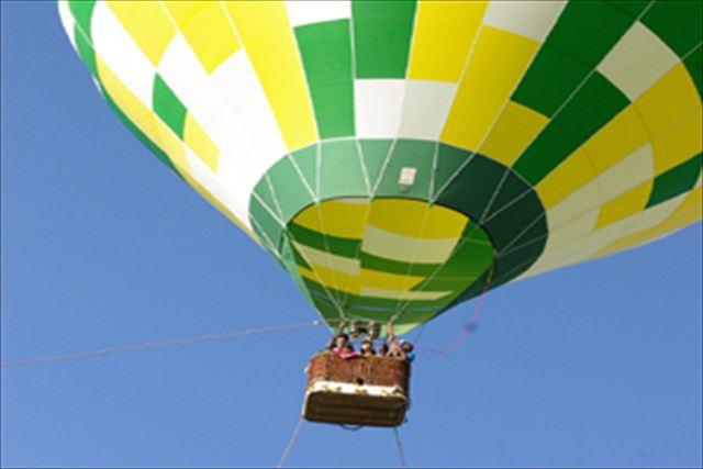 新富良野プリンスホテル アクティビティ 気球体験