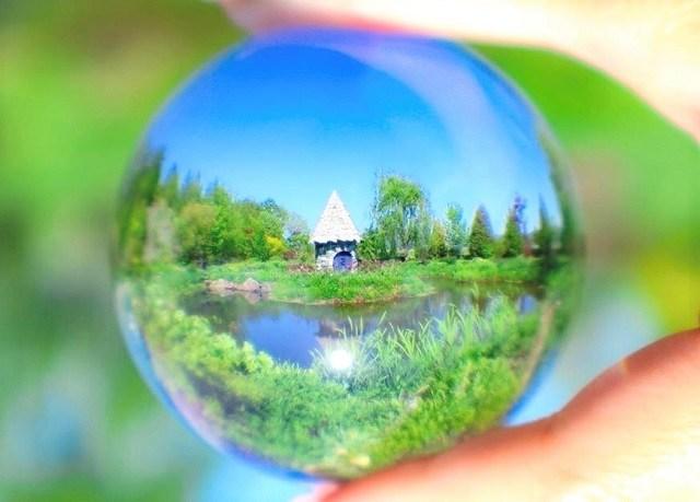 上野ファーム インスタグラム ノームの庭を水晶に閉じ込めて