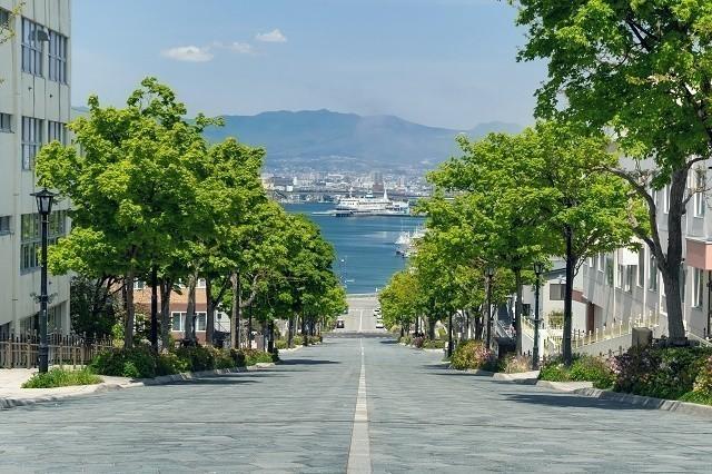 HakoBA 函館 八幡坂