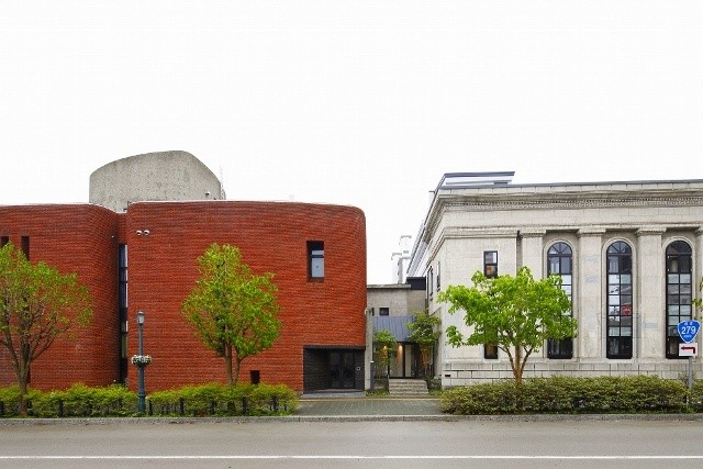 HakoBA 函館 当時の面影が残る2つの棟