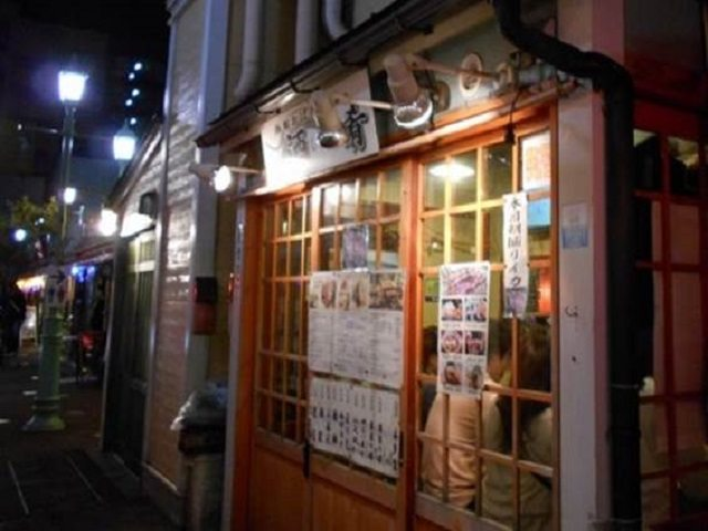 函館 ひかりの屋台 酒肴 外観
