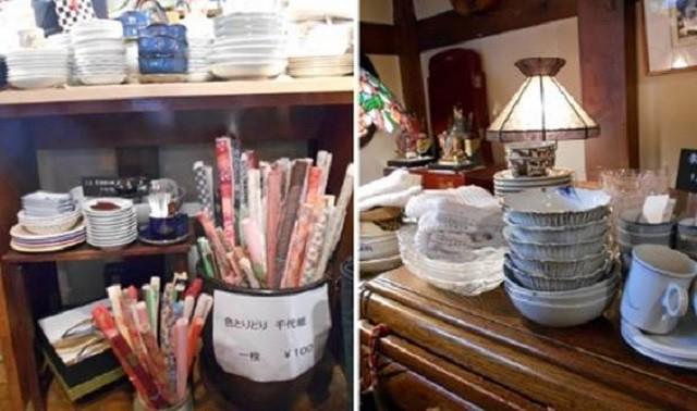 海と硝子 茶房ひし伊&古きものなどなど 和雑貨