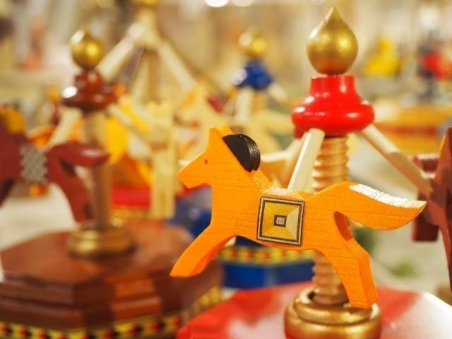 函館 明治館 オルゴール明治館 見た目も美しく可愛いオルゴール