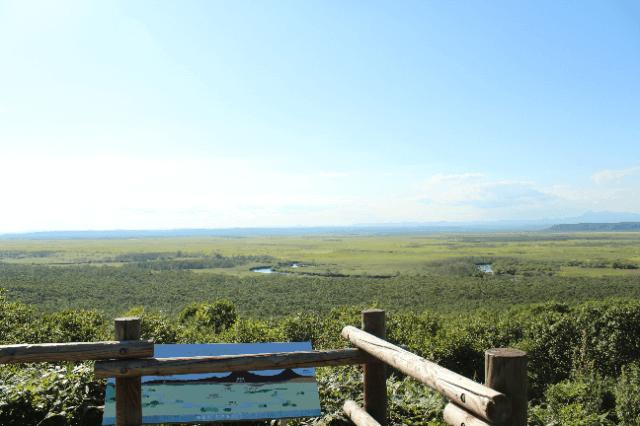 釧路湿原 細岡展望台 ノロッコ号 観光
