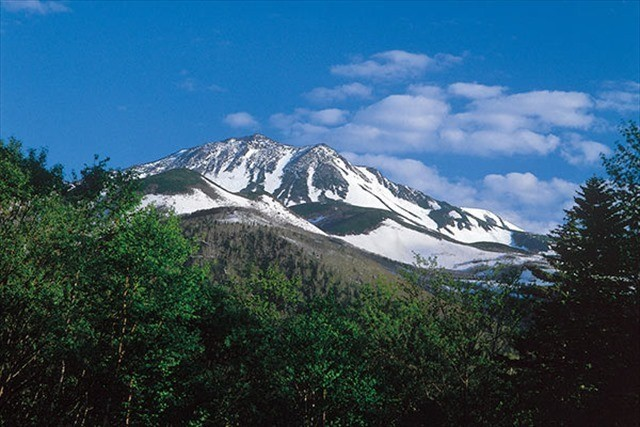 北海道 百名山 トムラウシ山