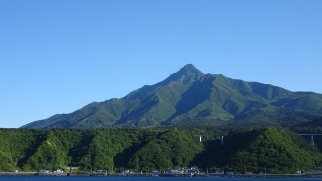 北海道 百名山 利尻岳