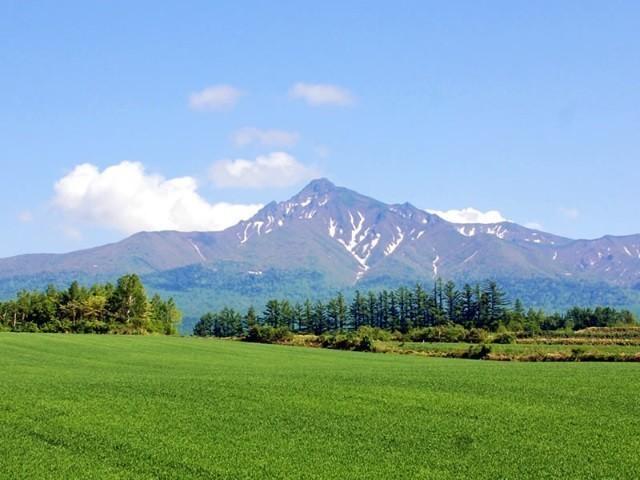 北海道 百名山 斜里岳