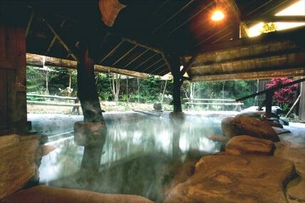 札幌 日帰り温泉 湯の花定山渓殿
