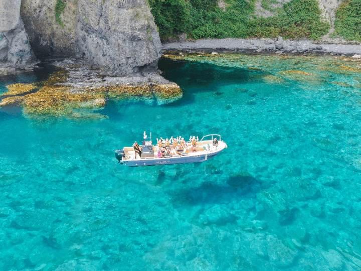 函館 穴場 青の洞窟