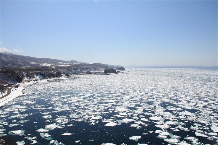 知床 流氷
