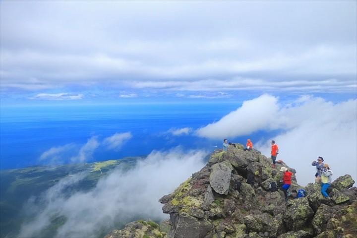 羅臼岳 熊の湯コース