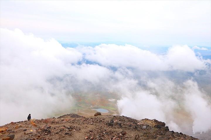 大雪山 旭岳
