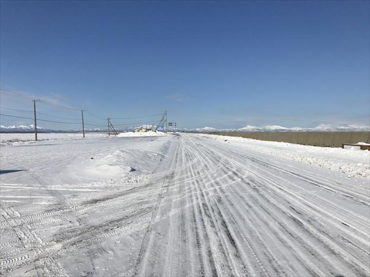 北海道 別海町 氷平線 アクセス